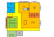 【№52(薬利)】自然に囲まれた立地、内装もオシャレな一軒家!!